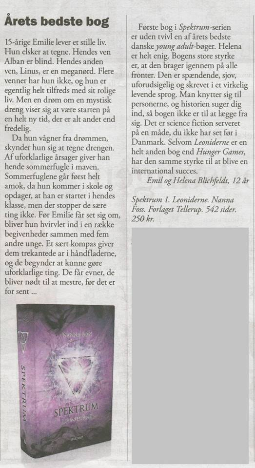 Leoniderne Weekendavisen 07-11-2014